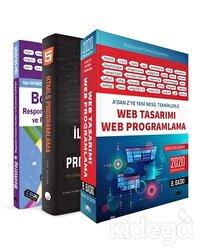 Responsive Web Tasarım ve Frond-End / Back-End Programlama Eğitim Seti