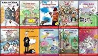 10 Yaş Öykü Romanları (10 Kitap Takım)