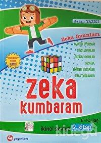 Zeka Kumbaram - İkinci Seviye 2. Kitap