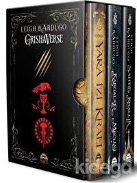 Leigh Bardugo Kutu Set - 2 (3 Kitap Takım)
