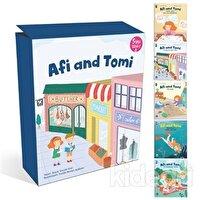 Afi and Tomi (5 Kitap Takım)