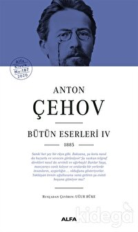 Anton Çehov Bütün Eserleri 4