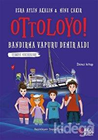 Ottoloyo - Bandırma Vapuru Demir Aldı