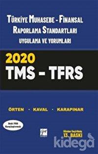 Türkiye Muhasebe - Finansal Raporlama Standartları Uygulama ve Yorumları TMS - TFRS 2020