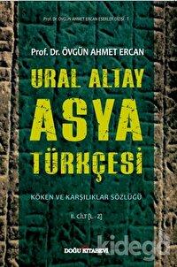 Ural Altay Asya Türkçesi (2 Cilt Takım)