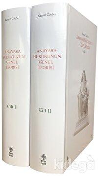 Anayasa Hukukunun Genel Teorisi (2 Cilt Takım)