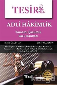 Tesir Adli Hakimlik Tamamı Çözümlü Soru Bankası