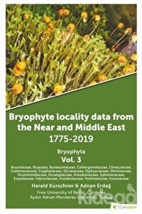 Bryophyte Locality Data From The Near and Middle East 1775-2019 Bryophyta Vol. 3