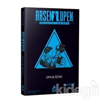 Arsen Lüpen: Oyuk İğne (Ciltli)