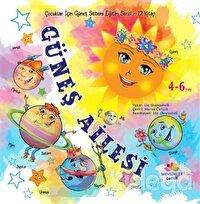 Güneş Ailesi - Çocuklar İçin Güneş Sistemi Eğitim Serisi (12 Kitap Takım)