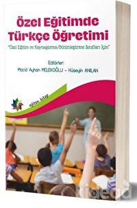 Özel Eğitimde Türkçe Öğretimi