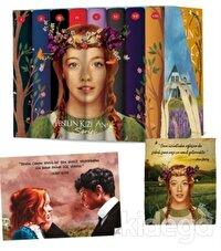 Yeşilin Kızı Anne Seti (8 Kitap Takım Ciltli - Kutulu)