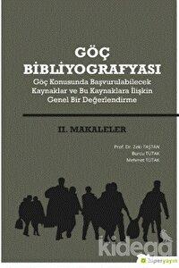 Göç Bibliyografyası 2. Makaleler