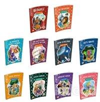Dünya Çocuk Klasikleri Seti-1 (10 Kitap)