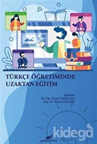 Türkçe Öğretiminde Uzaktan Eğitim