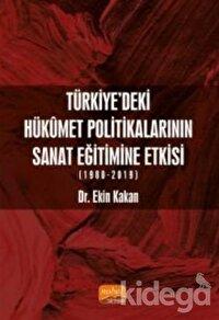 Türkiye'deki Hükümet Politikalarının Sanat Eğitimine Etkisi (1980-2019)