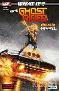 What If? Marvel Ghost Rider İle Metalciliğe Soyunursa...