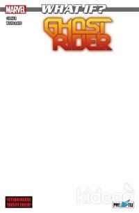 What If? Marvel Ghost Rider İle Metalciliğe Soyunursa...(Boş Kapak)