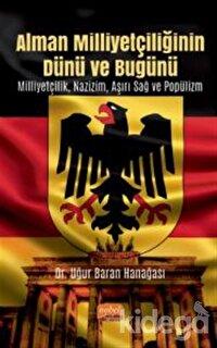 Alman Milliyetçiliğinin Dünü ve Bugünü
