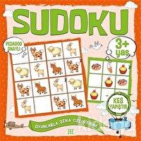 Çocuklar İçin Sudoku Kes Yapıştır (3+ Yaş)