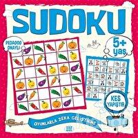 Çocuklar İçin Sudoku Kes Yapıştır (5+ Yaş)