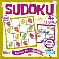 Çocuklar İçin Sudoku Kes Yapıştır (4+ Yaş)
