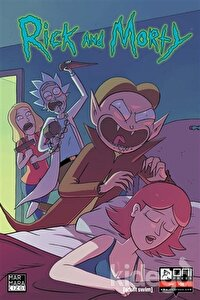 Rick and Morty 38