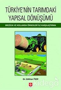 Türkiyenin Tarımdaki Yapısal Dönüşümü