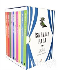 İskender Pala Tiyatro Eserleri Kutulu Set (10 Kitap Takım)