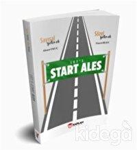 2022 Lets Start ALES Özel Tekrar Kitabı Kaplan Akademi