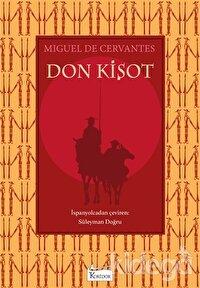 Don Kişot (Bez Ciltli)