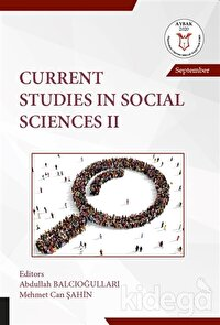Current Studies in Social Sciences 2