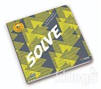 Solve - IQ Dikkat ve Yetenek Geliştiren Kitaplar Serisi 5 (Level 2) 6+ Yaş
