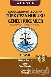 2020 Hakimlik ve Tüm Kurum Sınavları İçin Türk Ceza Hukuku Genel Hükümler