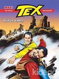 Tex Maxi Cilt 8 - Büyük Yarış
