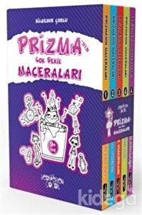 Prizma'nın Çok Şekil Maceraları Seti (5 Kitap Takım)