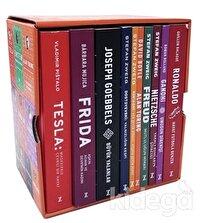 Biyografi Seti Kutulu (10 Kitap)