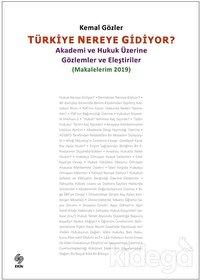 Türkiye Nereye Gidiyor (Makalelerim 2019)
