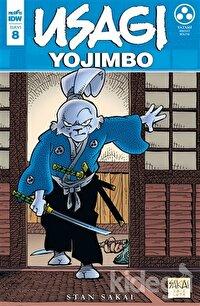 Usagi Yojimbo Sayı: 8