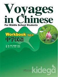 Voyages in Chinese 3 Workbook + MP3 CD