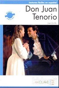 Don Juan Tenorio (LFEE Nivel-2) B1 İspanyolca Okuma Kitabı