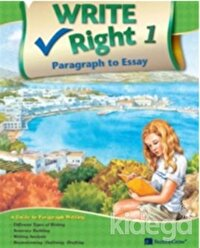 Write Right Paragraph to Essay 1 with Workbook