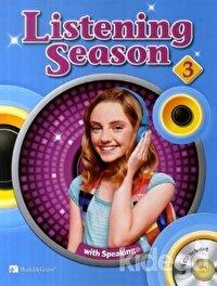 Listening Season 3 With Workbook + MP3 CD (2nd Edition)