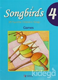 Songbirds 4 + CD (Games)