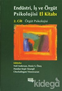 Endüstri, İş ve Örgüt Psikolojisi El Kitabı