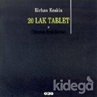 20 Lak Tablet + (Yolcunun Siyah Bavulu)