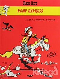 Pony Express Morris'in İzinde Red Kit Serüvenleri 2