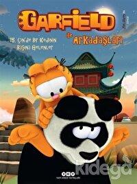 Garfield ile Arkadaşları 15 - Çin'de Bir Kedinin Başına Gelenler