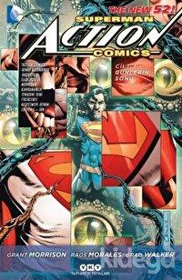 Superman Action Comics Cilt 3