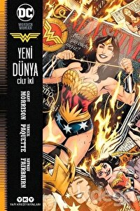 Wonder Woman Cilt 2 - Yeni Dünya